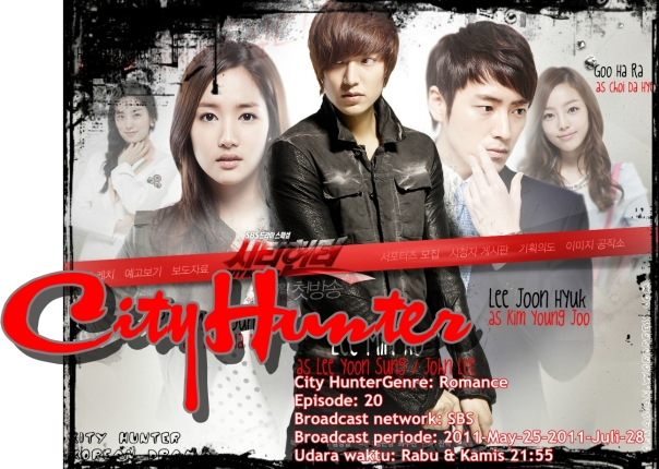 Cover City Hunter